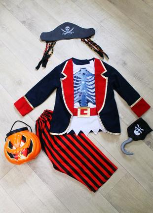 Костюм Пирата на Хеллоуин