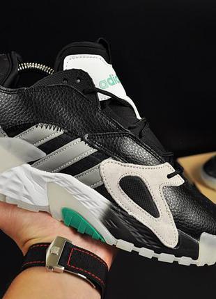 Кроссовки adidas streetball арт 20850 (мужские, адидас)