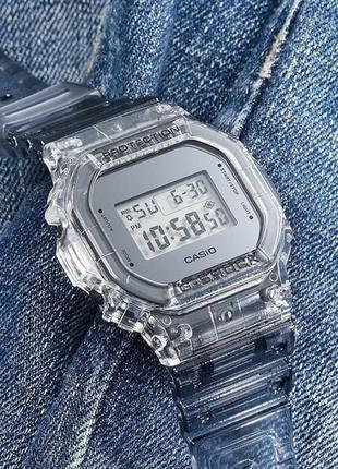 Casio G-Shock DW-5600SK-1ER, лимитированая коллекция skeleton ...