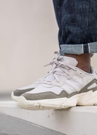 Оригинальные Adidas Originals YUNG-96, мужские кроссовки origi...