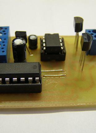ДХО. Аатомат ДХО с функцией указателя поворотов