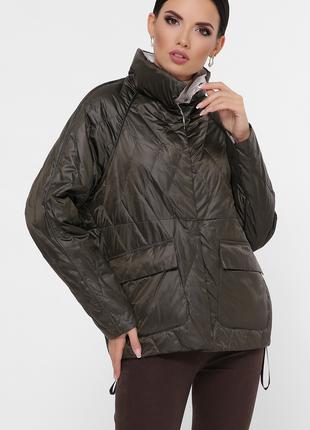 Женская куртка на весну-осень