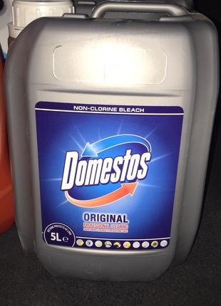Domestos Original 5л, Универсальный гель для уборки и дезинфекции