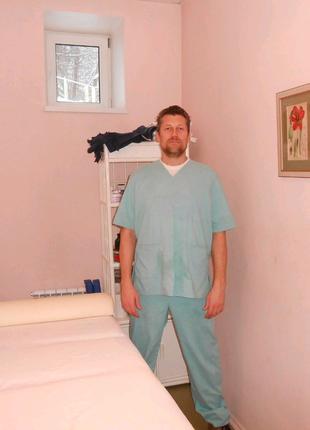 Массаж, диагностика и реабилитация