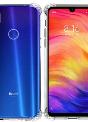 Противоударный Чехол Shockproof Xiaomi Redmi Note 8