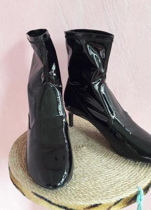 Ботинки чулок