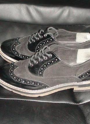 Tamaris- німецькі туфлі. р- 38.(25см).