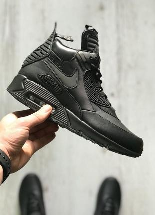 Кроссовки air max sneakerboot 90