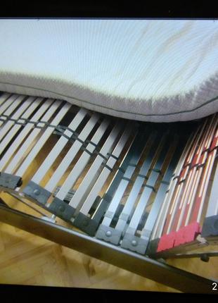 Многофункциональная кровать для инвалида