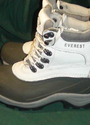Everest - термочеревички. р- 38 (24см)