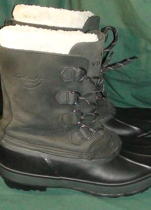 Viking - зимові мисливські чоботи. р- 44 (29см)