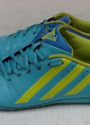 Adidas - футзалки-сороканіжки. р- 45 1/3 (29см)