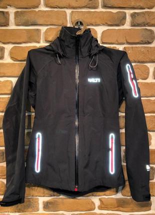 Ветровка куртка рефлективная halti