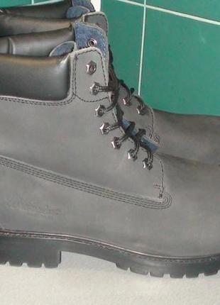 Wrangler - шкіряні черевики. р- 44 (28см)