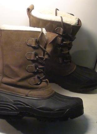Adventuridge - німецькі мисливські шкіряні чоботи. р- 43.5 (28см)