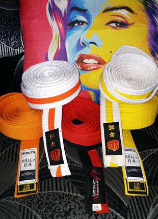Пояса для кимоно