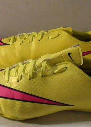 Nike mercurial- футзалки. р- 38.5 (24см).
