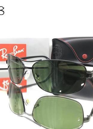 Стильные мужские очки  ray ban rb 3328