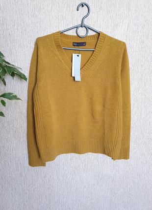 Теплый качественный стильный свитер, джемпер marks&spencer col...