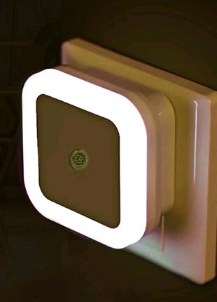Светодиодный ночник, мини-датчик света