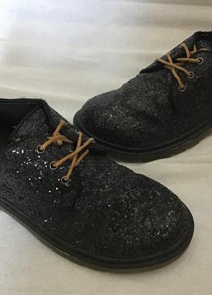 Туфли ботиночки zara girls 34 размер