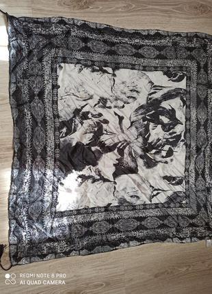 Шикарний шелковий платок bonita оригинал