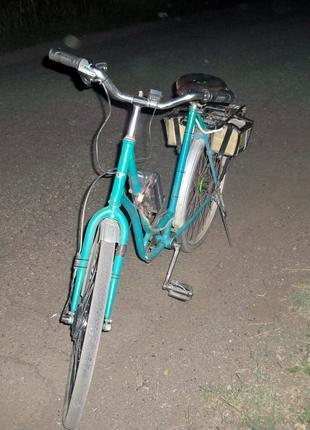 Электровелосипед 350вт 36v (Редукторне)