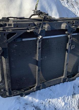 Радиатор основной кондиционера комплект Mazda CX-5 Мазда СХ-5 201