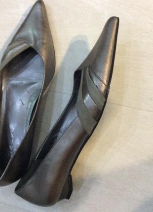 Туфли next натуральная кожа