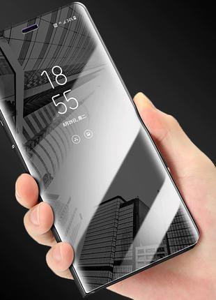 Покрытие умный зеркальный чехол для телефона для Samsung Galaxy s