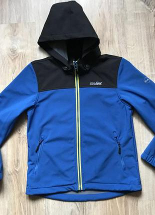 Подростковая мужская куртка ветровка high colorado
