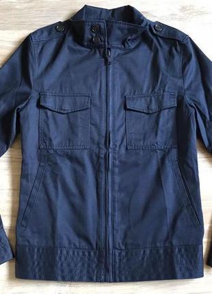 Мужская классическая куртка zara