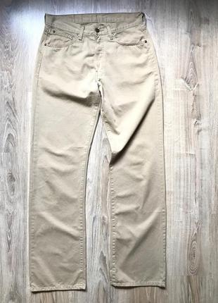 Мужские джинсы levis 401 (32/34) levi's