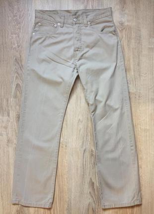 Мужские джинсы levis 401 33/30 levi's