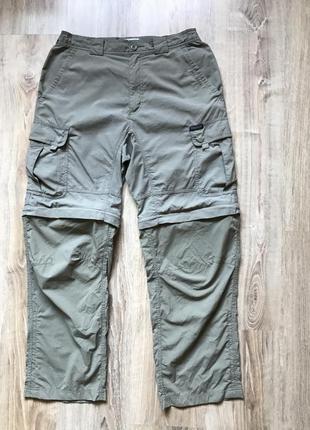 Мужские трекинговые штаны columbia s titanium