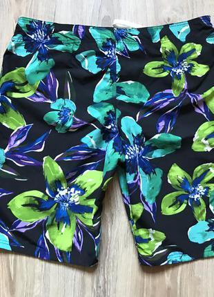 Мужские пляжные шорты h&m xl