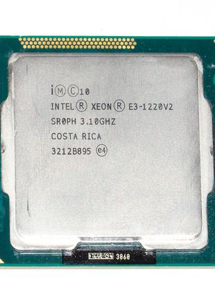 Intel Xeon E3-1220 v2 (i5-3450) Quad Core 3.1-3.5GHz 8MB LGA 1155