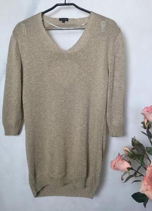 Оригинальный стильный свитерок от river island