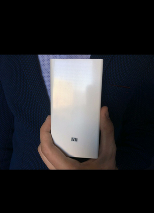 Power bank Xiaomi 20000mAh 2 USB Белый