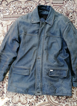 Дубленка куртка мужская