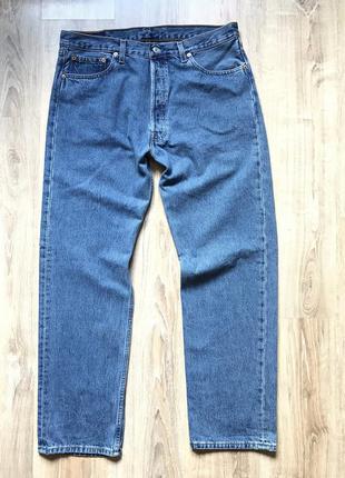 Мужские джинсы levis 501 38/32 levis