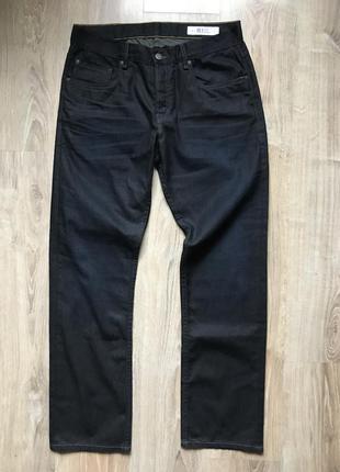 Мужские стрейчевые джинсы blue ridge 34/32