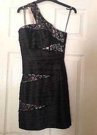 Роскошное платье на одно плечо от debenhams