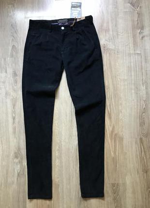Мужские вельветовые брюки alcott&co slim fit
