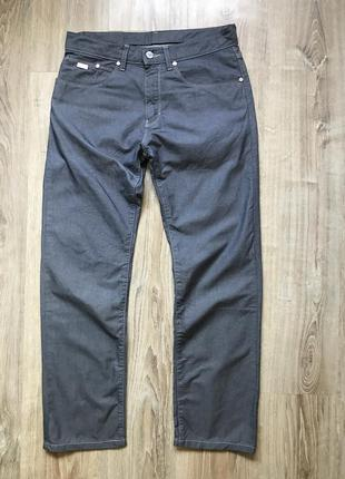 Мужские летние джинсы hugo boss