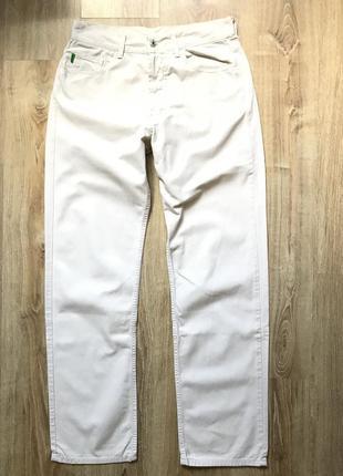 Мужские хлопковые брюки united colours of benetton