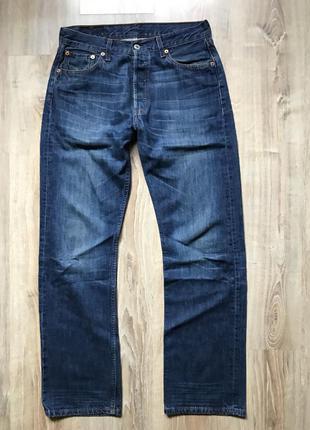 Мужские джинсы levis 501