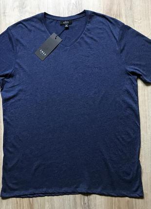 Мужская хлопковая футболка smog xl