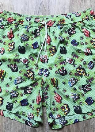 Мужские пляжные шорты gerry