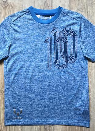 Подростковая футболка adidas messi icon t-shirt